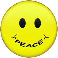 smiley peace